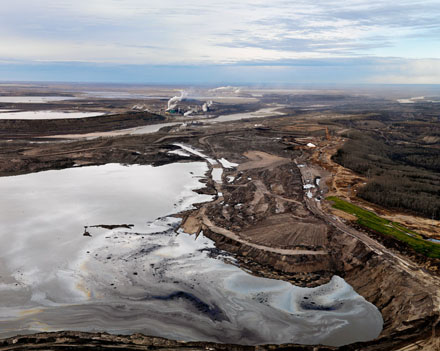 Burtynsky Oil Sands Edward Burtynsky Oil